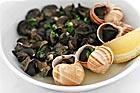 Busano - ångkokta snäckor (tapas) - recept