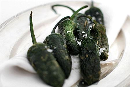 Jalapeño fritada (tapas)