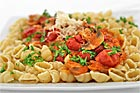 Pasta boscaiola, skogsvaktarens pasta - recept