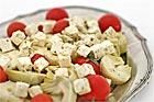 Kronärtskockor med fetaost (tapas) - recept