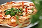 Pizza frutti di mare, pizza med havets frukter - recept
