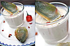 Kronärtkockspannacotta (förrätt) - recept