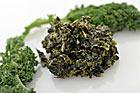 Gräddkokt grönkål med bacon - recept