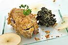 Senapspanerade stekta grisfötter - recept