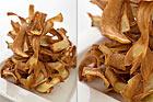 Friterade rotfruktschips (palsternacka, svartrot e.d.) - recept