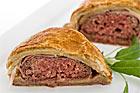 Inbakad köttfärs - recept