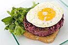 Parisersmörgås (parisare) - recept