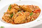 Kycklinggulasch - ungersk paprikagryta - recept
