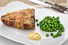 Senaps- och persiljepanerad kalvkotlett - recept