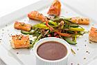 Kungskrabba Chinoise (förrätt) - recept