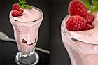 Raspberry Romanoff, jordgubbsmousse - recept
