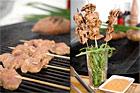 Satay, asiatiska grillspett - recept