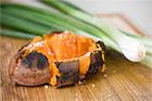 Grillbakad sötpotatis - recept
