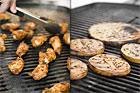 Grillade Buffalo Wings - grillade kycklingvingar - recept