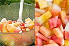 Exotisk enkel fruktsallad - recept