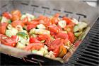Limegrillad tomatsallad - recept