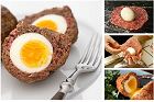 Scotch eggs / Scottish eggs - skotska ägg - recept