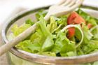 Grönsallad helt enkelt - recept