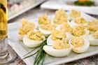 Devil eggs (plockmat) - recept