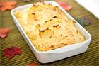 Gratinerat potatismos - recept