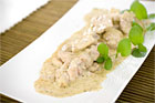 Kalvbräss pesto - recept