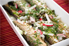 Marinerad böckling (plockmat) - recept