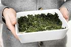 Långkål, halländsk gräddstuvad grönkål - recept