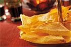 Cheddarsamosas (plockmat) - recept