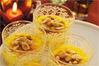 Karamelliserad saffransgröt (efterrätt) - recept