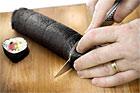 Futomaki - tjock sushirulle - recept