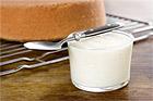 Kallrörd vaniljsås - recept