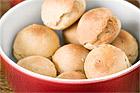 Sockerfria scones med hallon och choklad - recept
