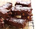 Choklad- och russinbrownies utan tillsatt socker - recept