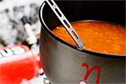 Indisk linssoppa (friluftsmat) - recept