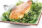Ostpanerad kycklingschnitzel - recept