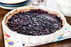 Blåbärspaj eller hallonpaj - recept