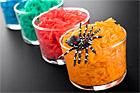 Färgat ris till barnkalas - recept