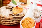 Saffran- och mandelkräm, smörgåspålägg - recept