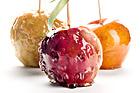 Kanderade juläpplen med, eller utan mandelfyllning - recept