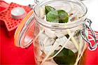 Lime- och citrongrässill med chilismak - recept