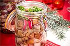 Kastanj- och grönkålssill - recept