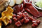 Köttfyllning till pirog, paj o.d. - recept