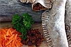 Köttfärsfyllning till pajer, piroger o.d. - recept