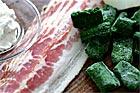 Baconfyllning till piroger, pajer o.d. - recept