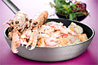 Sichuanpepprig fiskgryta - recept
