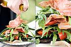 Grillade grönsaker på hög (tillbehör) - recept