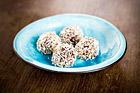 Chokladtryffel med kokosflingor - recept