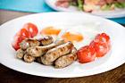 Zarah Leanders Nürnbergerfrukost - recept