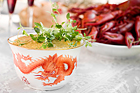 Cannellinidipp med färsk timjan och tomat - recept
