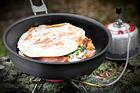 Sötsalt quesadilla (lätt måltid) - recept